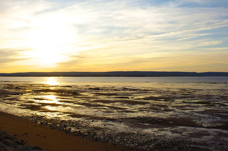 Evangeline Beach, Nova Scotia